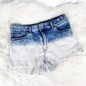 H&M Coachella Jean shorts sz:10